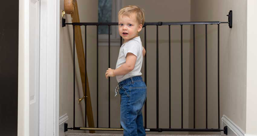 The Top Best Baby Gates For Stairs 2021 Gateadviser