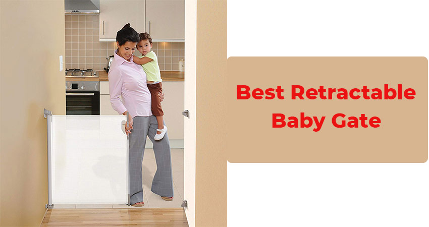 Best Retractable Baby Gate